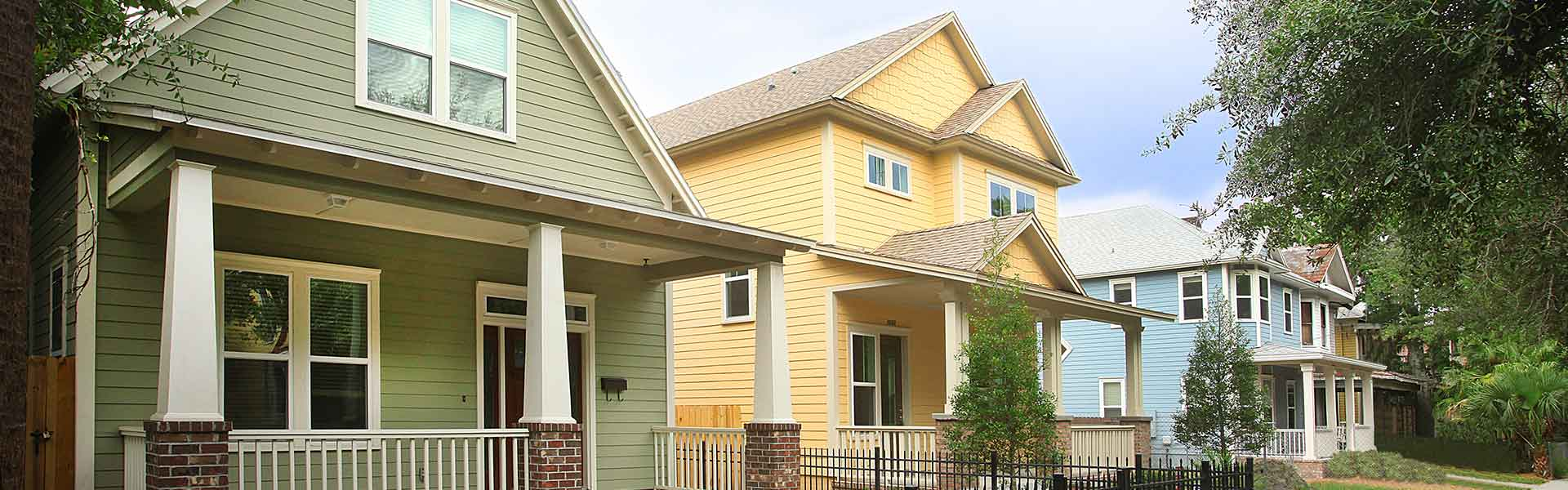 TerraWise Homes has transformed Historic Springfield in Jacksonville.