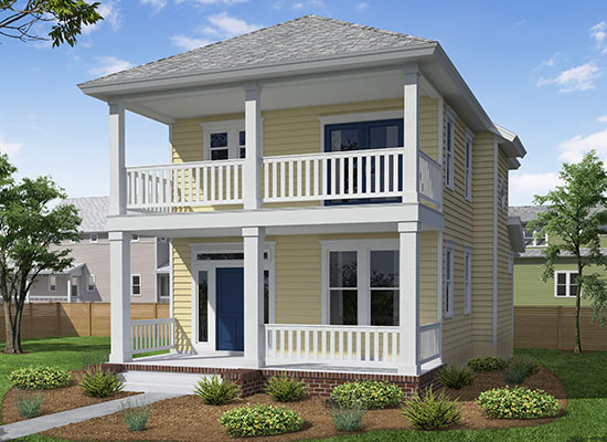 Search the TerraWise Homes interactive floor plan database for Jacksonville