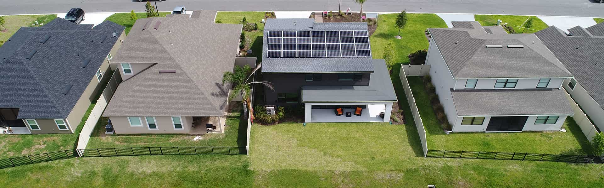 TerraWise Homes is the No.1 Net Zero Energy Builder in Northeast Florida.