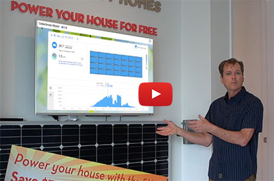 david shacter energy efficient home video tour still terrawise homes
