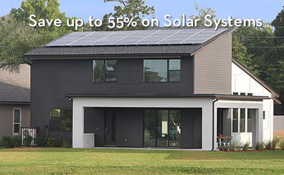 55% Off Solar Power TerraWise Homes
