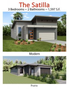 Satilla Elevation from TerraWise Homes.