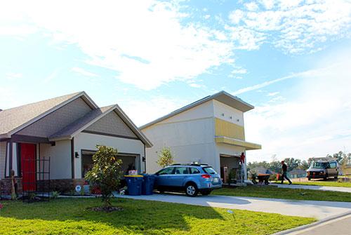 Satilla Craftsman & Modern Cedarbrook TerraWise Homes