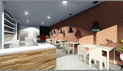 Social Grounds Springfield Rendering