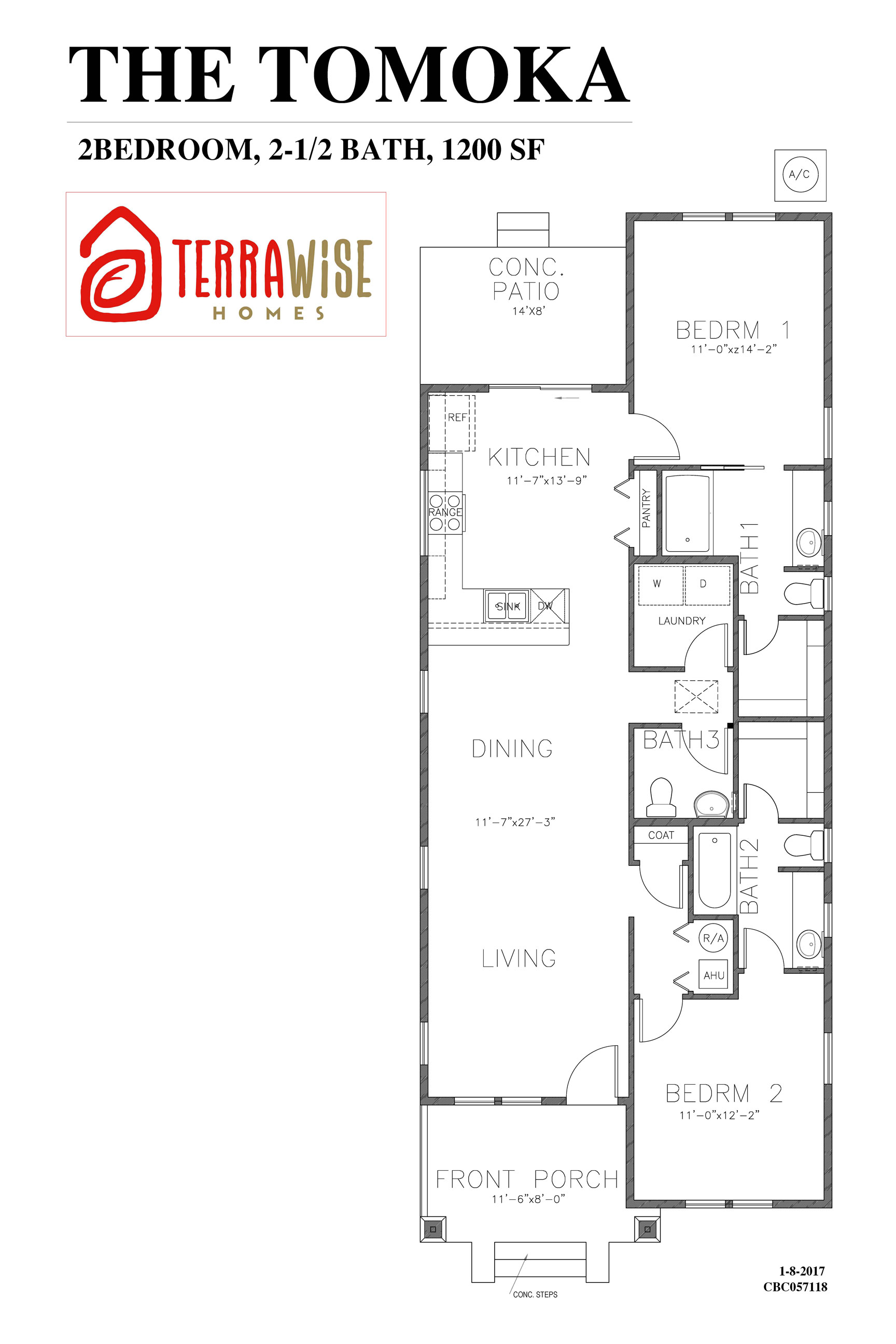 TerraWise-Homes-Plans-Floorplan-Tomoka-1200-sm
