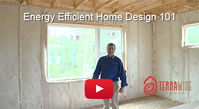 Energy Efficient Home Design Video Thumbn TerraWiseHomes