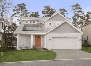 St. Johns Craftsman Front Cedar Bay Spec TerraWise Homes