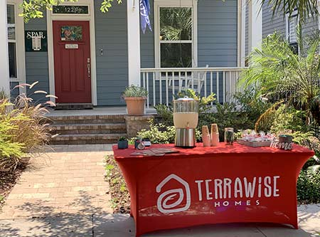 Lemonade Stand TerraWise Homes Springfield 1221 N. Liberty St.