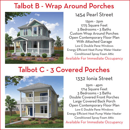 TerraWise Springfield Open House Tour 3-15 Flyer