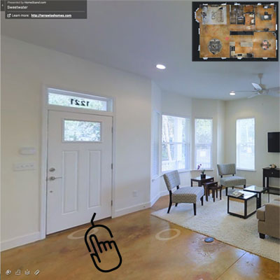 MatterPort Virtual 3-D Tour TerraWise Sweetwater Model Thumbn