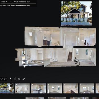 TerraWise Homes Talbot-A 3D Virtual Home Tour Springfield