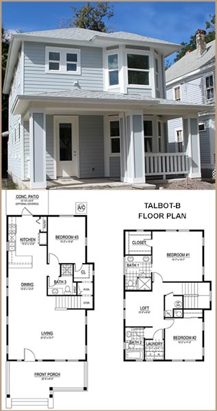 Talbot-1420 Walnut St. Jacksonville-Available Now-Springfield-Jax_TerraWiseHomes
