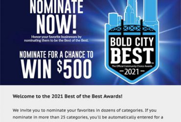 Bold City Best 2021 Nominations