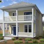 Talbot-Front-Elevation C_TerraWise-Homes