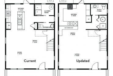 New Carrabelle First Floor Plan